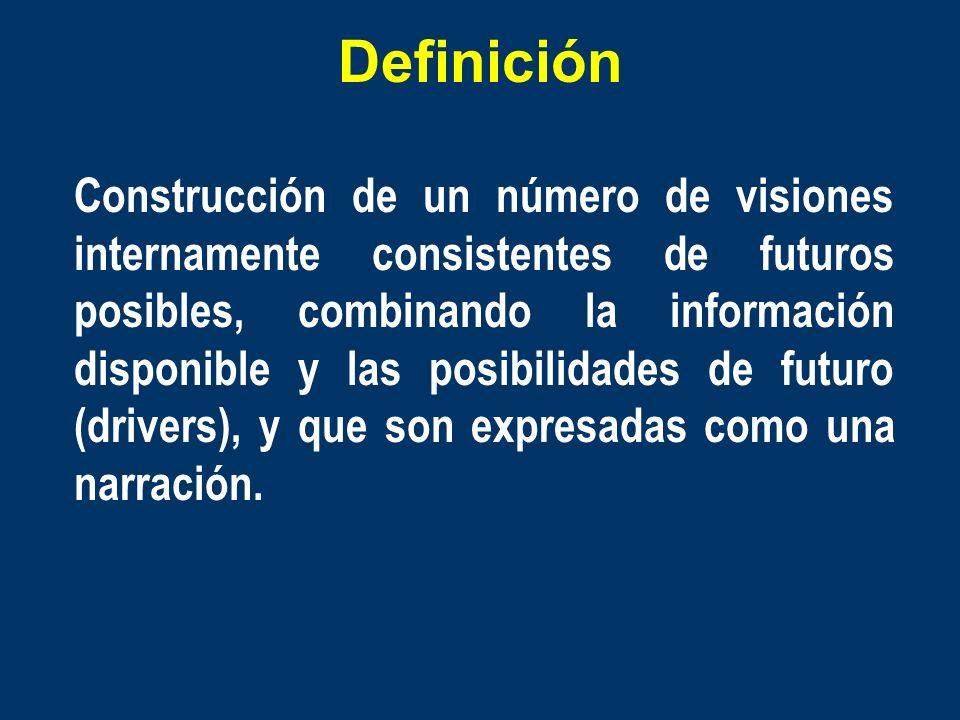 PLANEAMIENTO DE ESCENARIOS ING. JOSE LUIS HERNANDEZ CABRERA