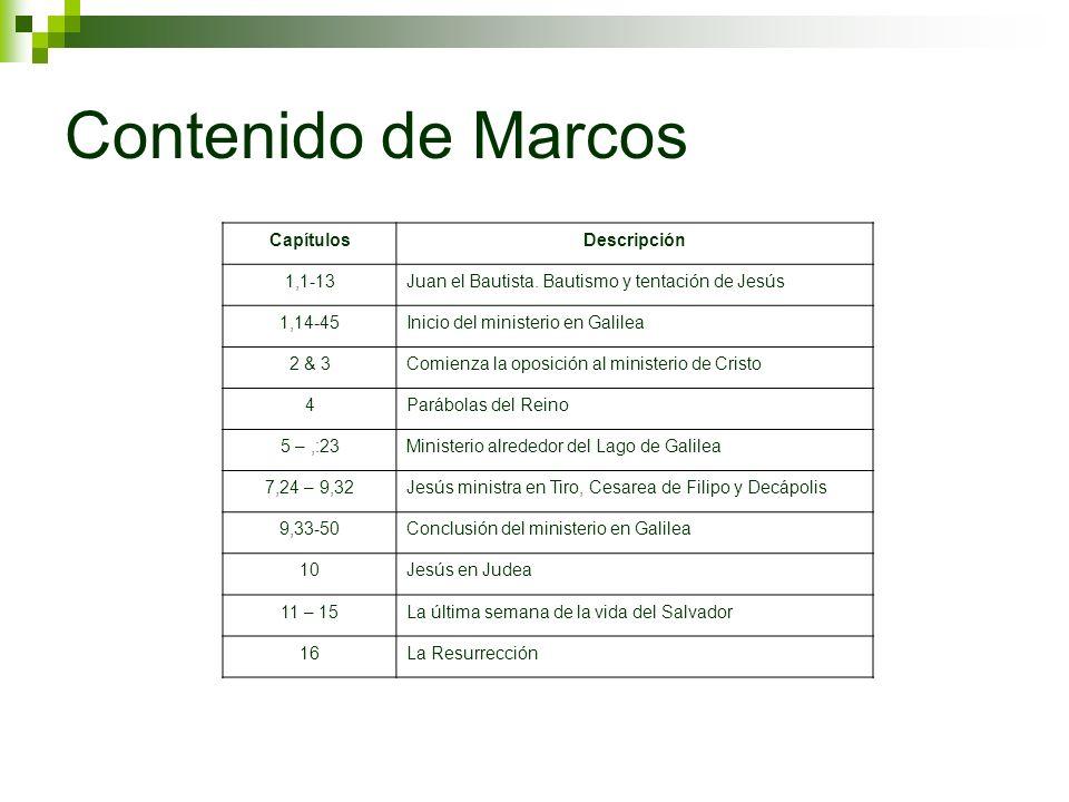 Resumen de Marcos A.