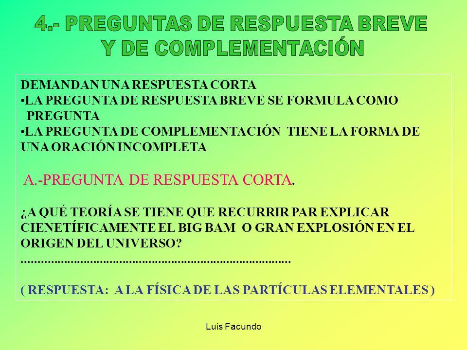 Luis Facundo C.- ELIMACIÓN DE ORACIONES EJEMPLO ( 1 ) TOMÓ SU SOMBRERO ÁGILMENTE Y SE LO PUSO. ( 2 ) SE LO PUSO RÁPIDAMENTE EN LA CABEZA. ( 3 ). LUEGO