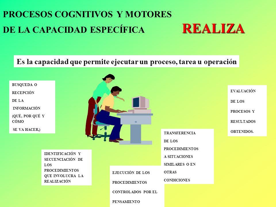 Luis Facundo PROCESOS COGNITIVOS DE LA ARGUMENTA CAPACIDAD ESPECÍFICA ARGUMENTA Es la capacidad que permite sustentar o sostener puntos de vista BUSQU