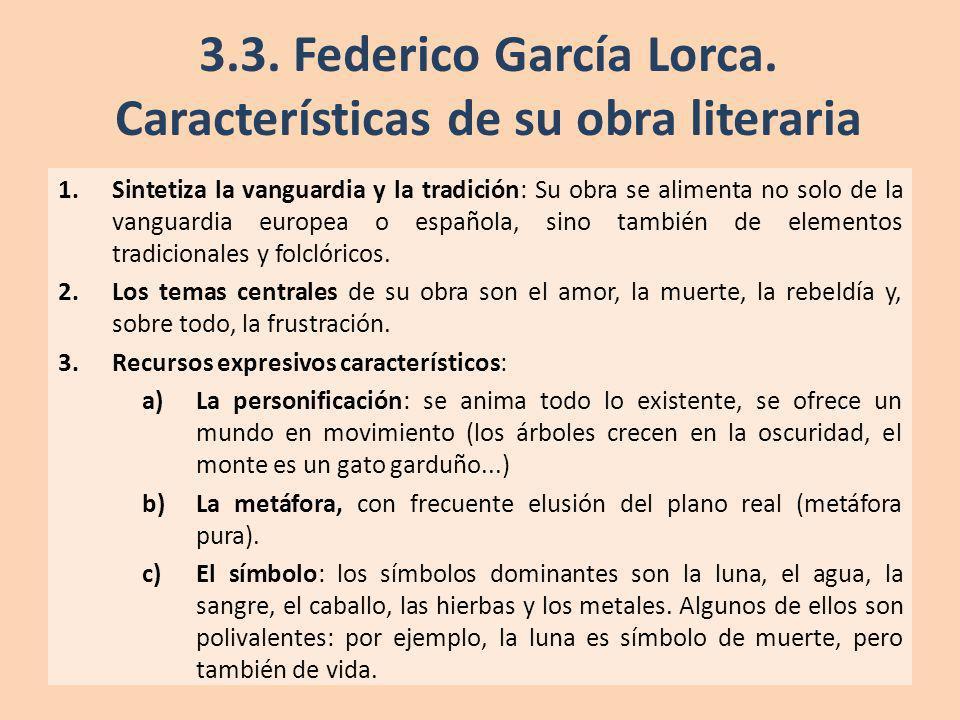 1.Sintetiza la vanguardia y la tradición: Su obra se alimenta no solo de la vanguardia europea o española, sino también de elementos tradicionales y f
