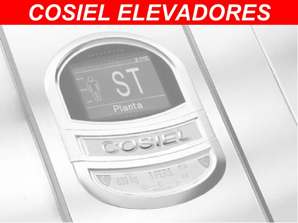 COSIEL ELEVADORES