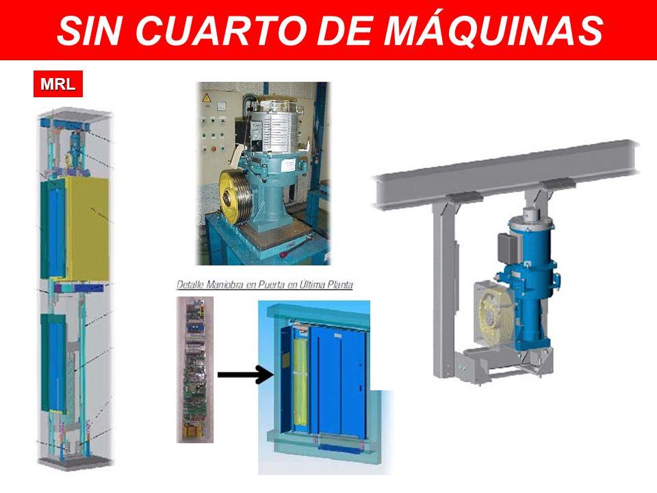 MRL SIN CUARTO DE MÁQUINAS