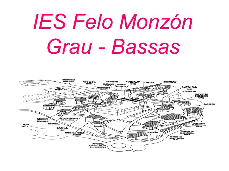 IES Felo Monzón Grau - Bassas