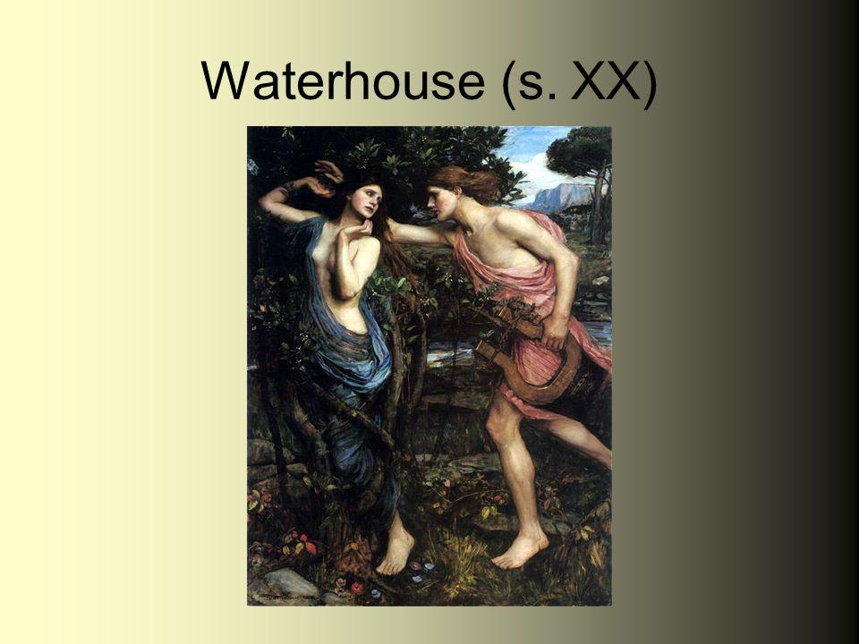 Waterhouse (s. XX)