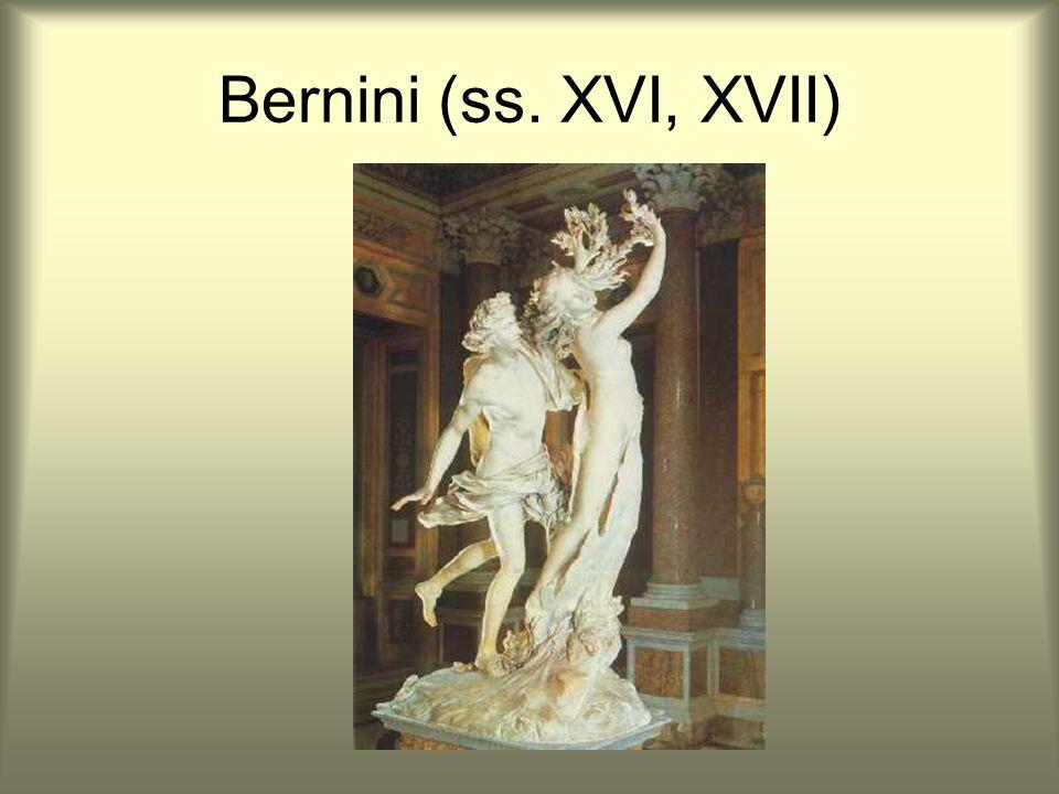 Bernini (ss. XVI, XVII)