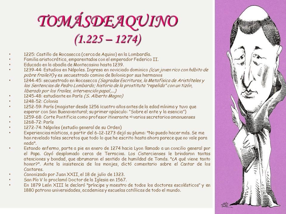 TOMÁS DE AQUINO: LA ÉTICA Y LA POLÍTICA LEY NATURAL PRINCIPIO FUNDAMENTAL ESTRUCTURACIÓN La razón ordena secundar las inclinaciones esenciales de la naturaleza humana.