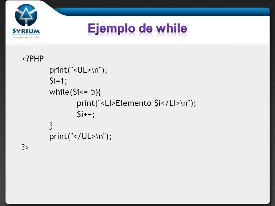 <?PHP print(