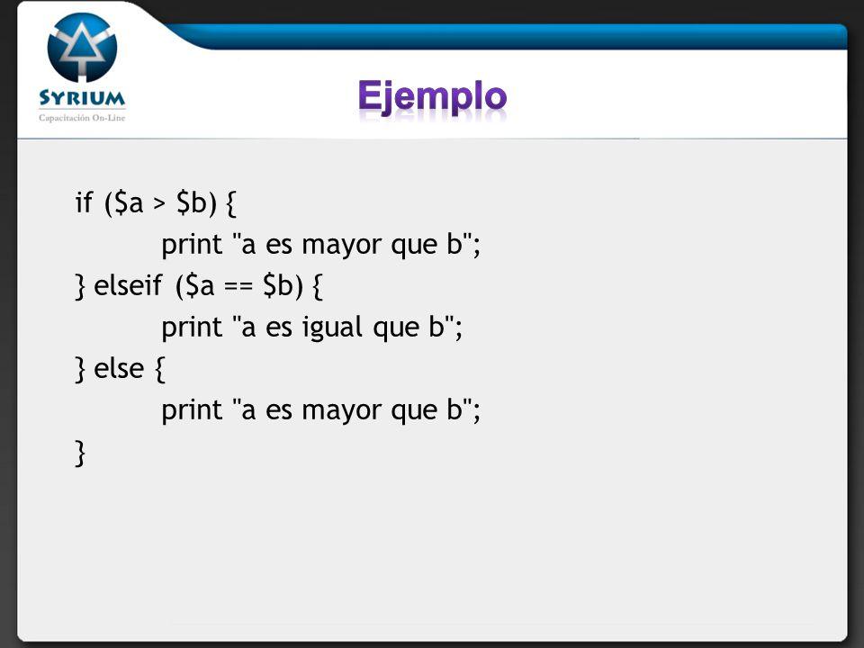 <?PHP print( \n ); for($i=1; $i<=5; $i++) print( Elemento $i \n ); print( \n ); ?>