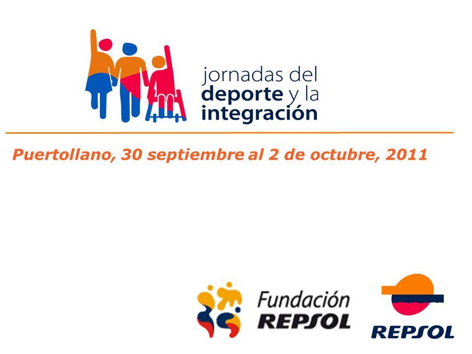 Puertollano, 30 septiembre al 2 de octubre, 2011