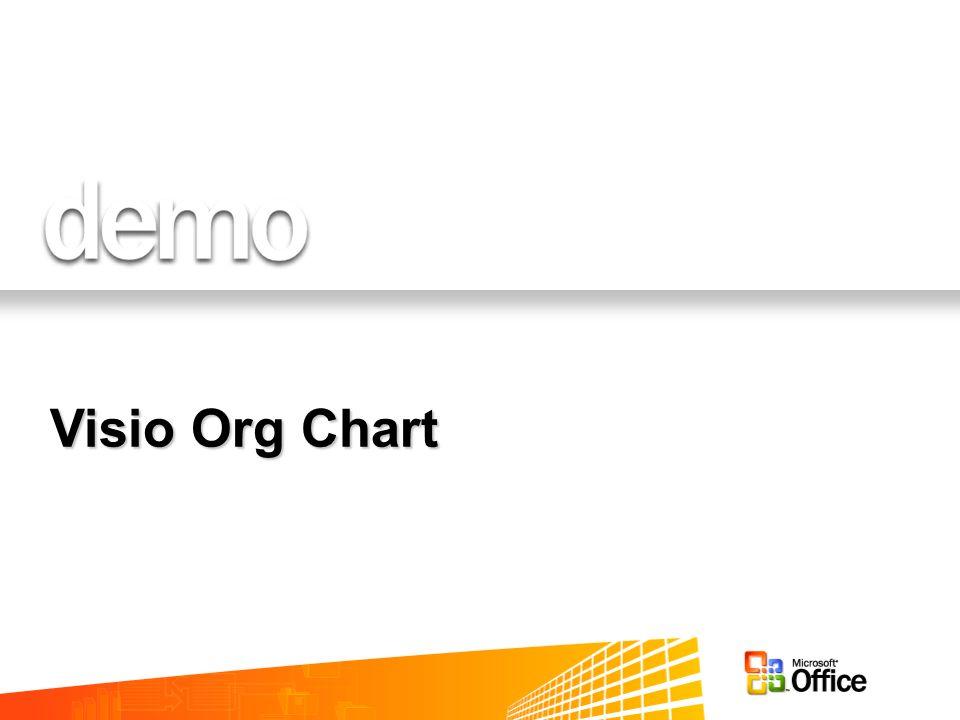 Visio Org Chart