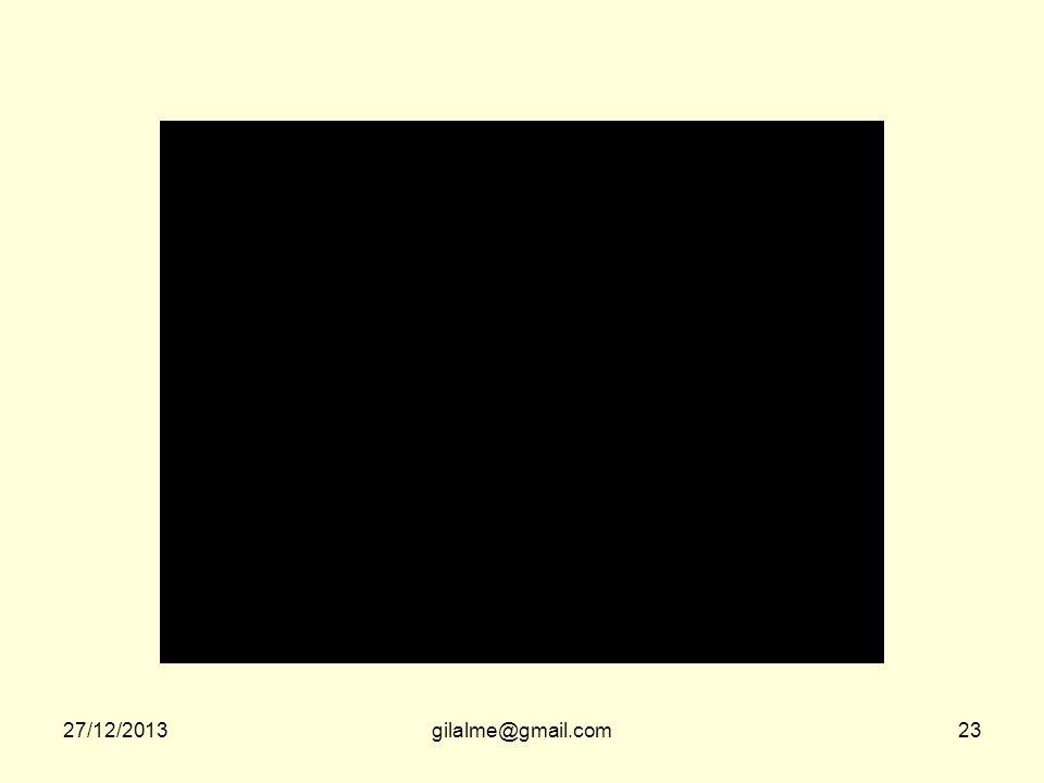 27/12/2013gilalme@gmail.com22 CONOCIENDOSE A SI MISMO NIVEL MENTAL V L