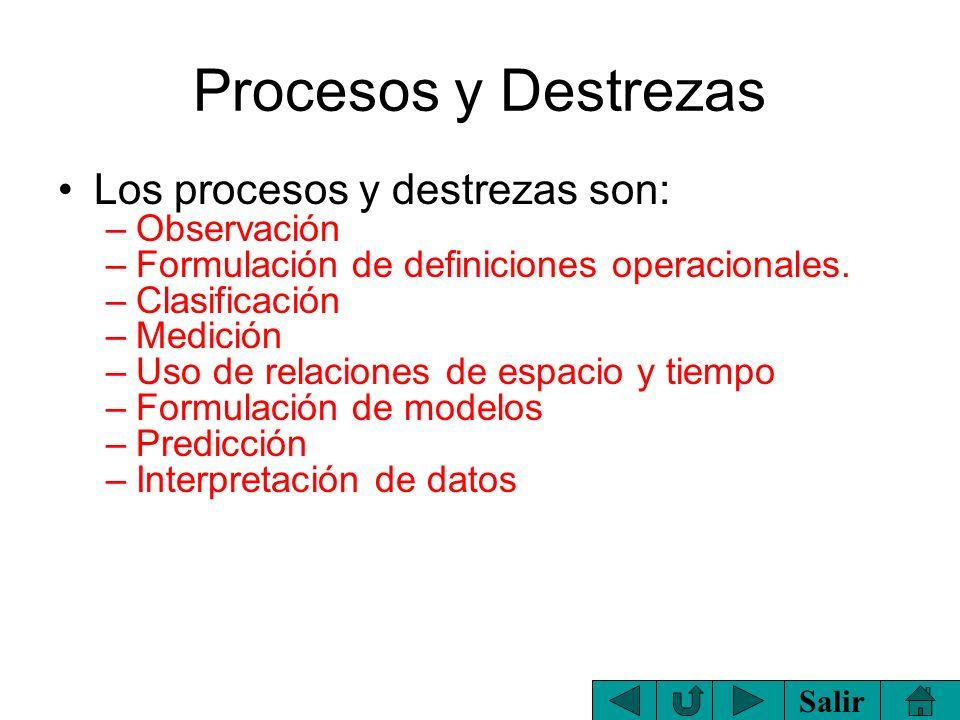 Salir Objetivos de la lección Al terminar la lección el estudiante: –Identificarán especies de peces en etapa haciendo uso de secuencias de una porció