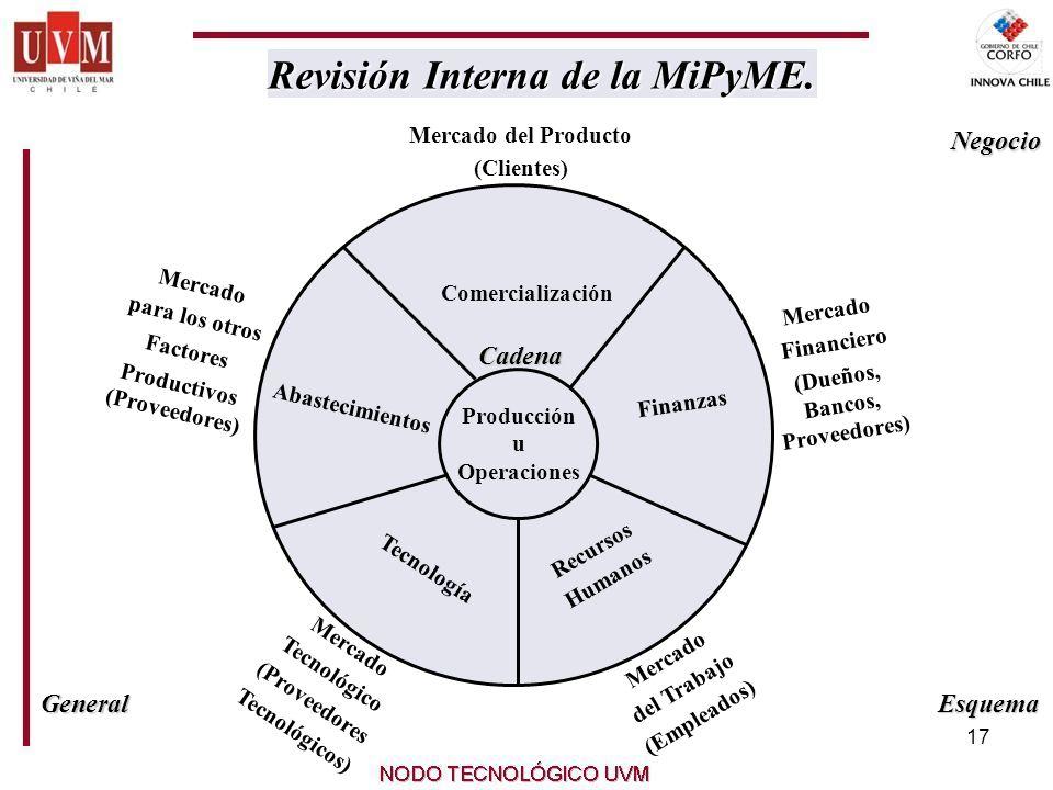 17 Revisión Interna de la MiPyME. Revisión Interna de la MiPyME.