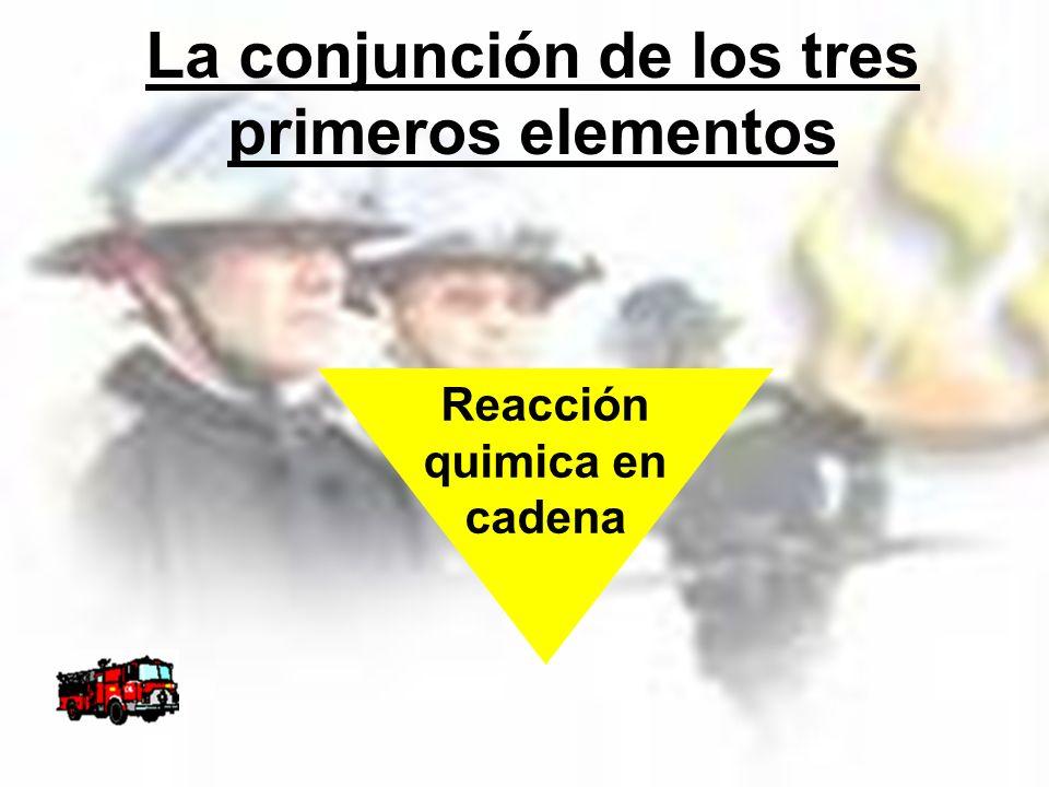 Fase Latente: La llama puede dejar de existir si el área confinada es cerrada suficientemente.
