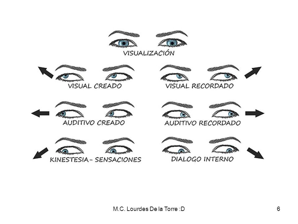 M.C.Lourdes De la Torre :D27 4.- Lluvia de ideas.