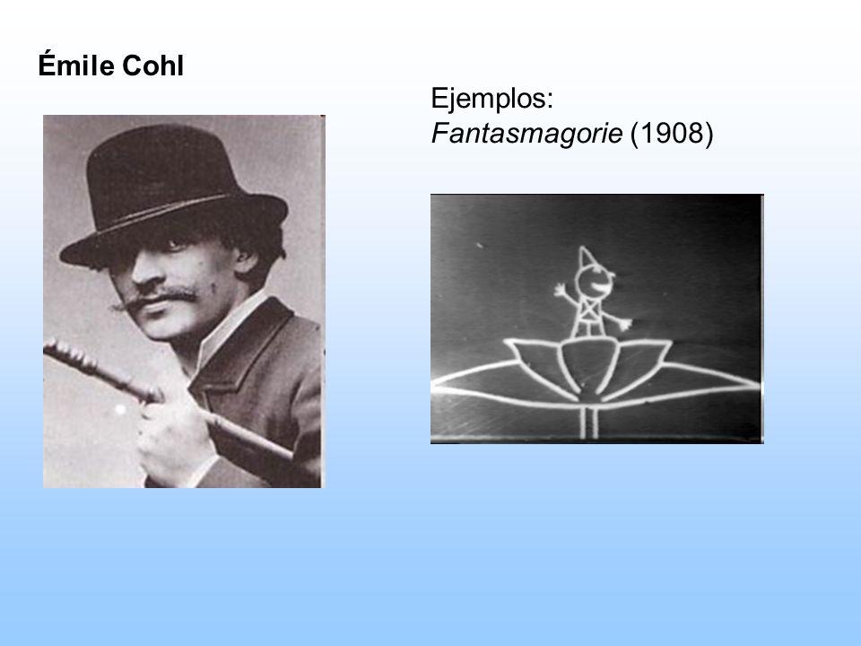 Otto Messmer Ejemplo: Felix the Cat (1919)