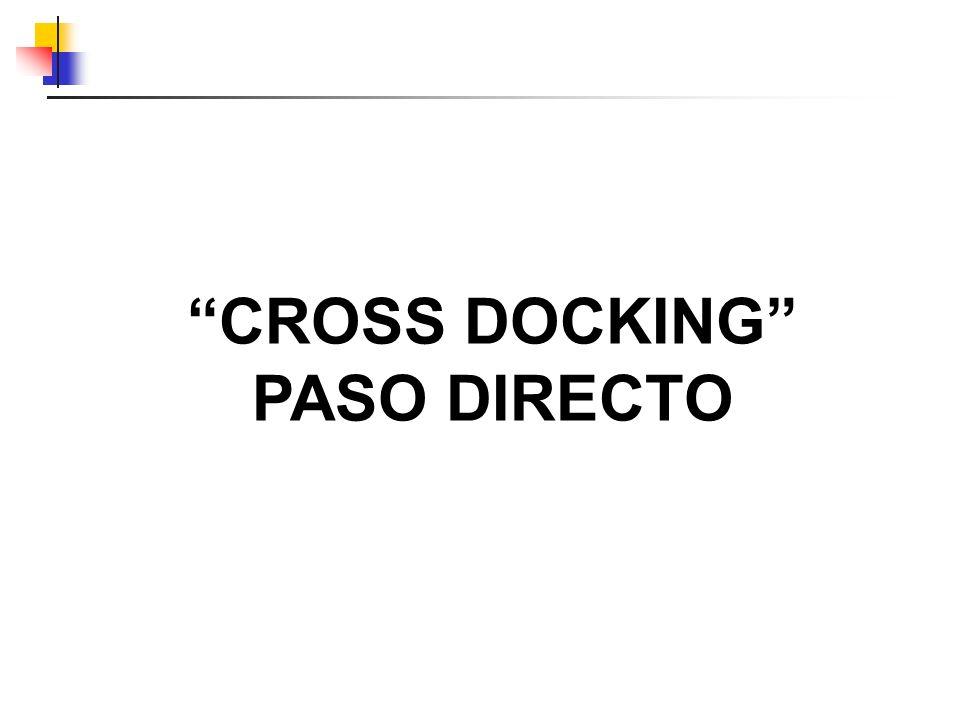 CROSS DOCKING PASO DIRECTO