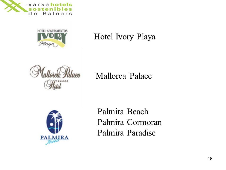 48 Hotel Ivory Playa Mallorca Palace Palmira Beach Palmira Cormoran Palmira Paradise