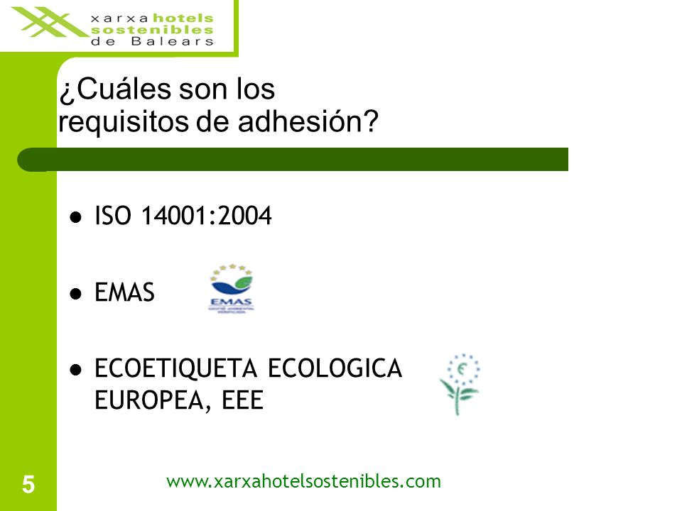 16 Unsere Mission Fördern der touristischen Entwicklung der Nachhaltigkeit der Balearen; ermöglichen eines günstigen Umfelds zum Austausch von Initiativen, Erfahrungen und Verbreitung von Umwelt know- how innerhalb des Hotelsektors.