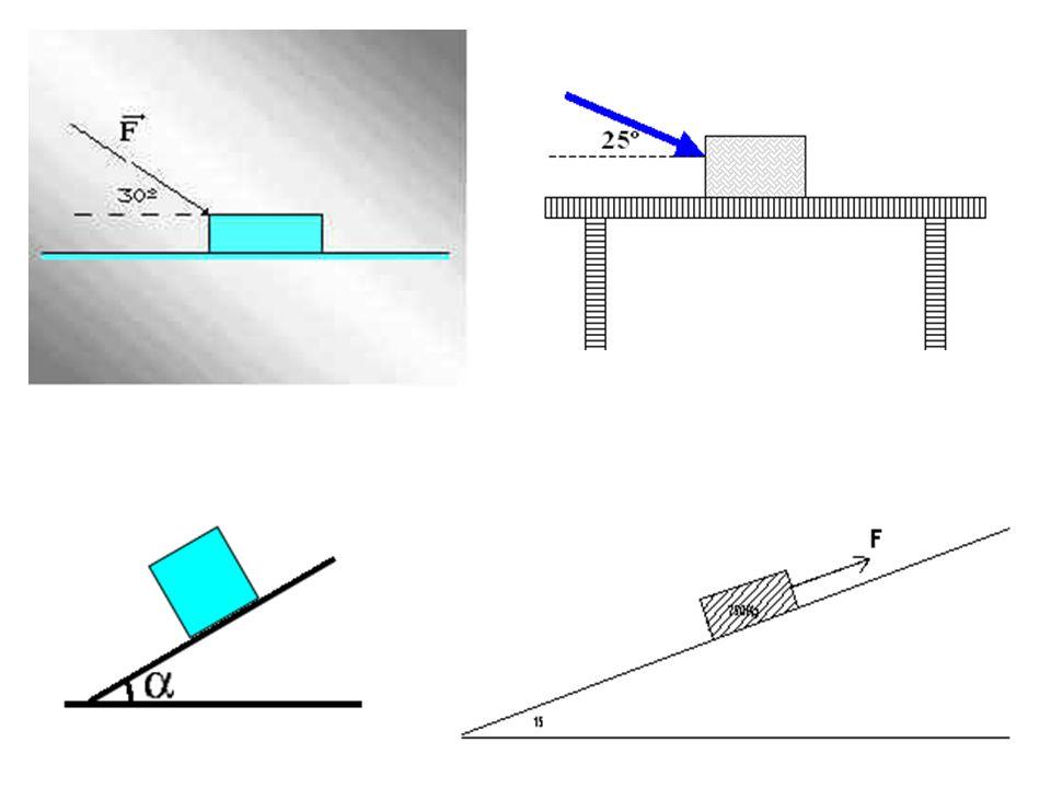 1.- Atendiendo a la figura y sabiendo que el coeficiente de rozamiento es de 0,2, determina la aceleración del sistema y la tensión de la cuerda.