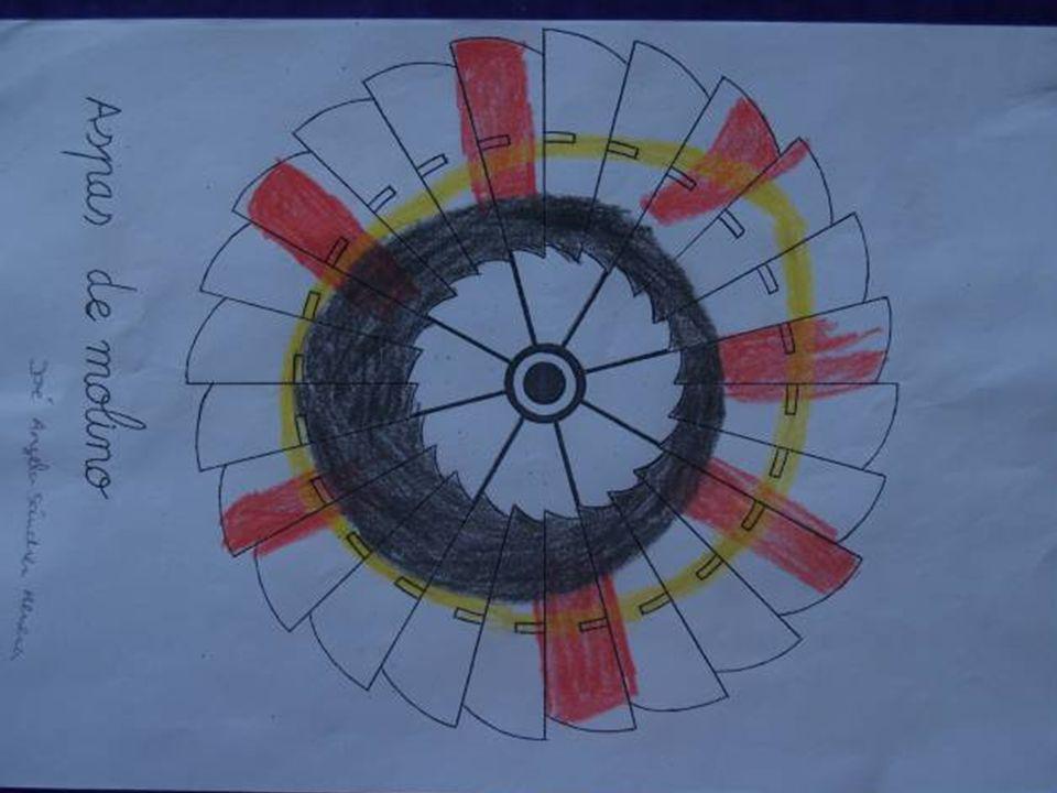 En los niveles de Secundaria los alumnos realizan propuestas creativas para trabajar en el molino: Dejemos paso a la imaginación