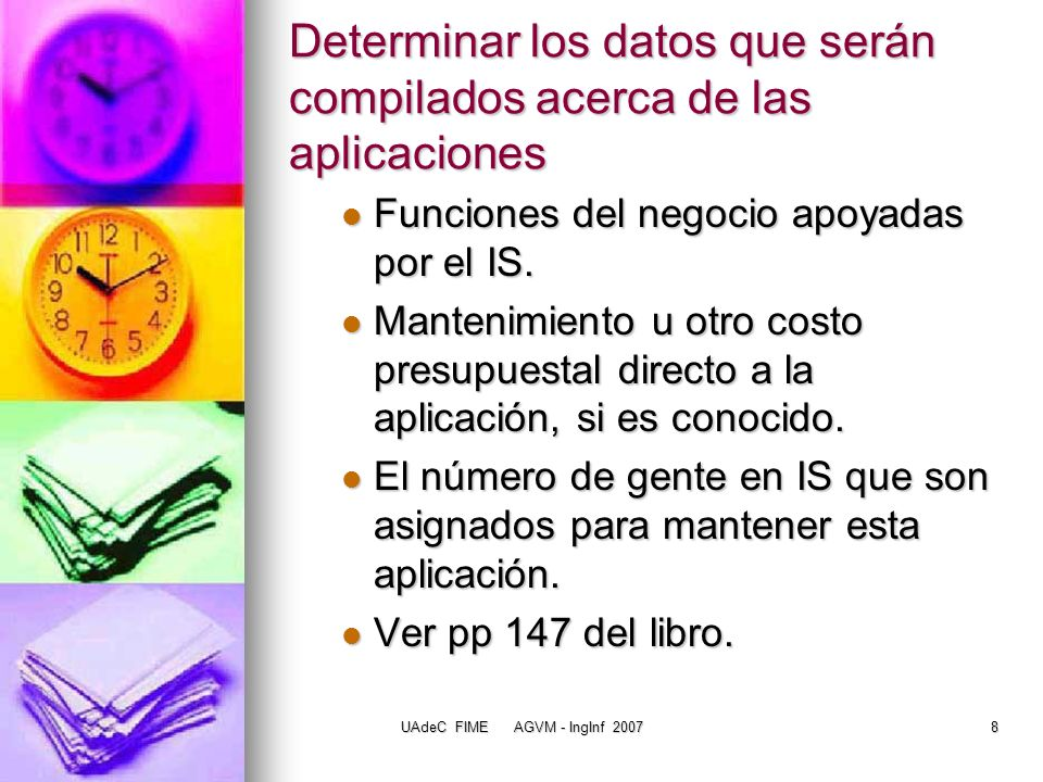 UAdeC FIME AGVM - IngInf 200719 Listar Entidades de Datos Taks3: Combinar la lista individual en una sola.