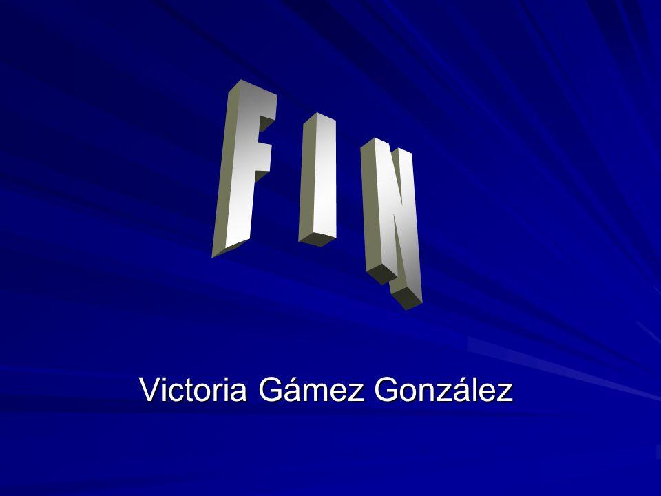 Victoria Gámez González