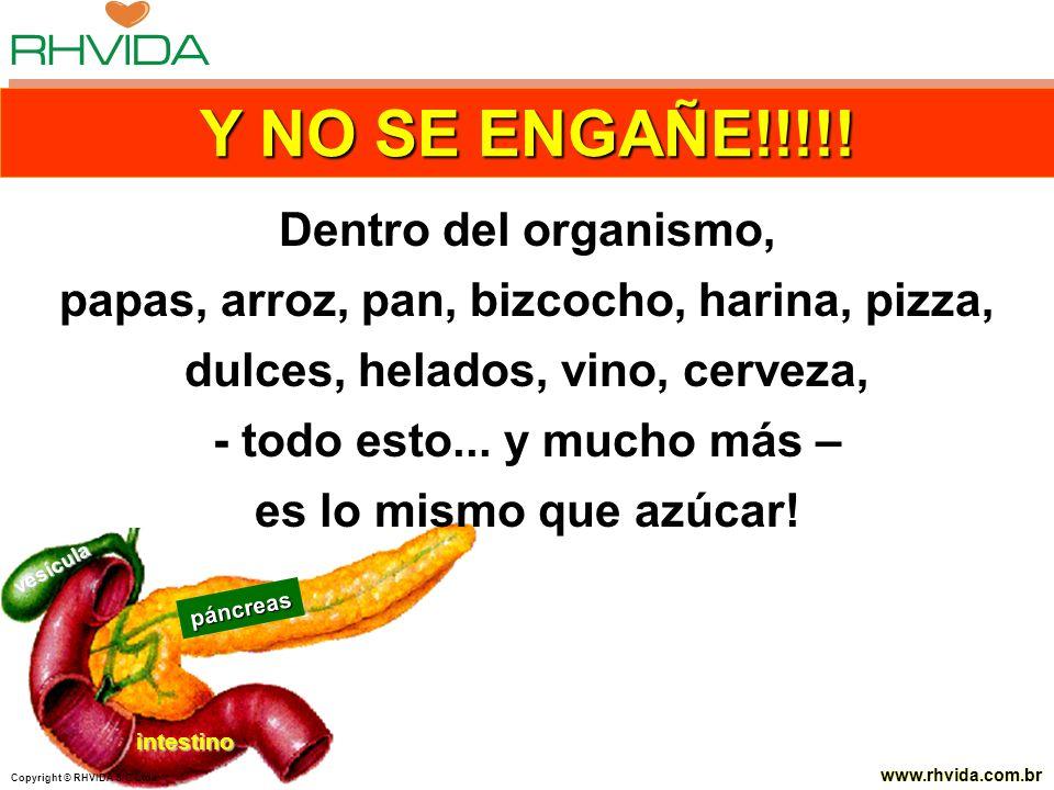 Copyright © RHVIDA S/C Ltda. www.rhvida.com.br Copyright © RHVIDA S/C Ltda. www.rhvida.com.br páncreas intestino vesícula Y NO SE ENGAÑE!!!!! Dentro d
