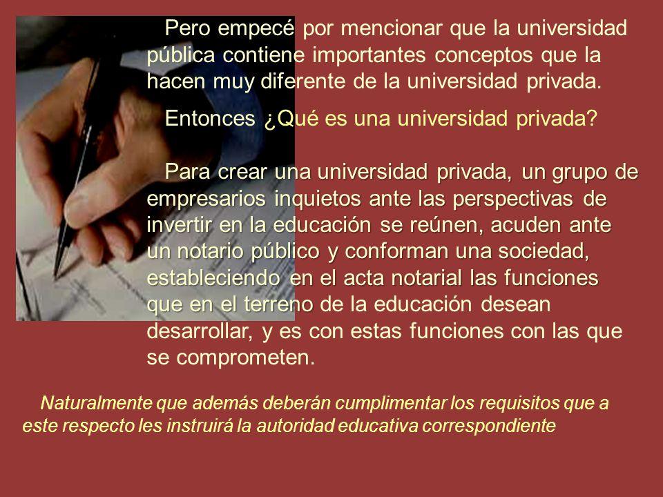 Como se podrá entender, y muy a pesar de las críticas a las que pueda ser sometida la Universidad de Guadalajara, esta institución, es, y ha sido, la causa principal y fundamental de la vida profesional, el intelecto y el desarrollo cultural del estado de Jalisco.