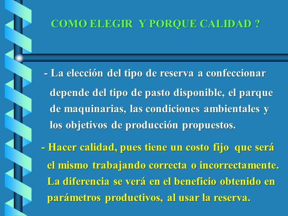 CONSERVACION DE FORRAJES - Henificación: - Henificación: - Concepto, Historia.