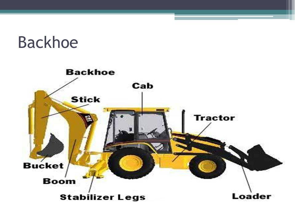 Backhoe