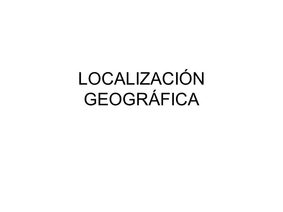 Líneas terrestres imaginarias Paralelos: líneas imaginarias perpendiculares al eje de rotación terrestre (ecuador, trópicos y círculos polares) Meridianos: líneas imaginarias trazadas de polo a polo (Norte-Sur).