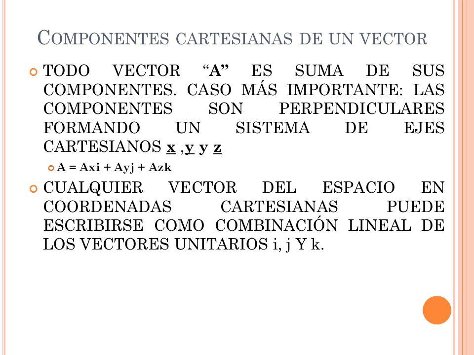 MAGNITUDES CINEMÁTICAS 5.
