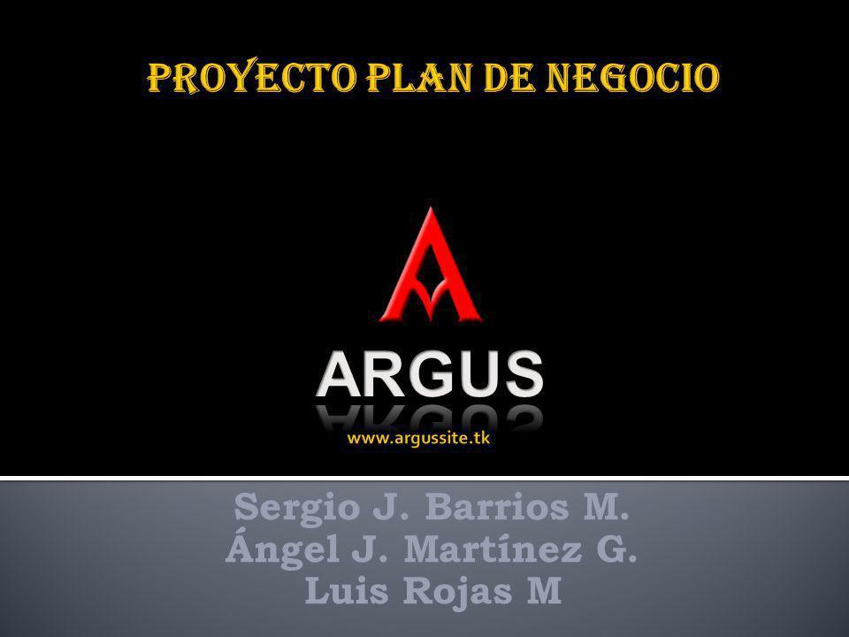 Sergio J. Barrios M. Ángel J. Martínez G. Luis Rojas M