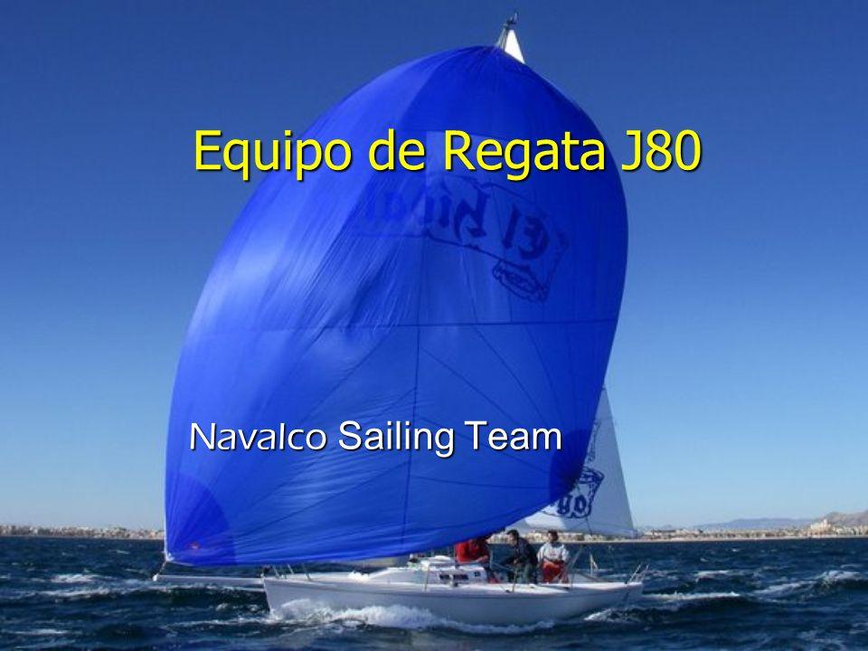 Equipo de Regata J80 Navalco Sailing Team