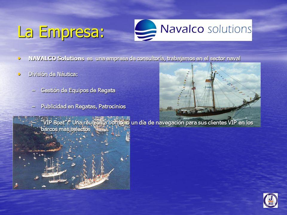 La Empresa: NAVALCO Solutions es una empresa de consultoría, trabajamos en el sector naval NAVALCO Solutions es una empresa de consultoría, trabajamos