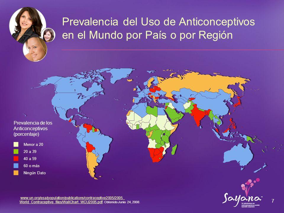 Prevalencia e Impacto de Embarazos no Deseados en Colombia