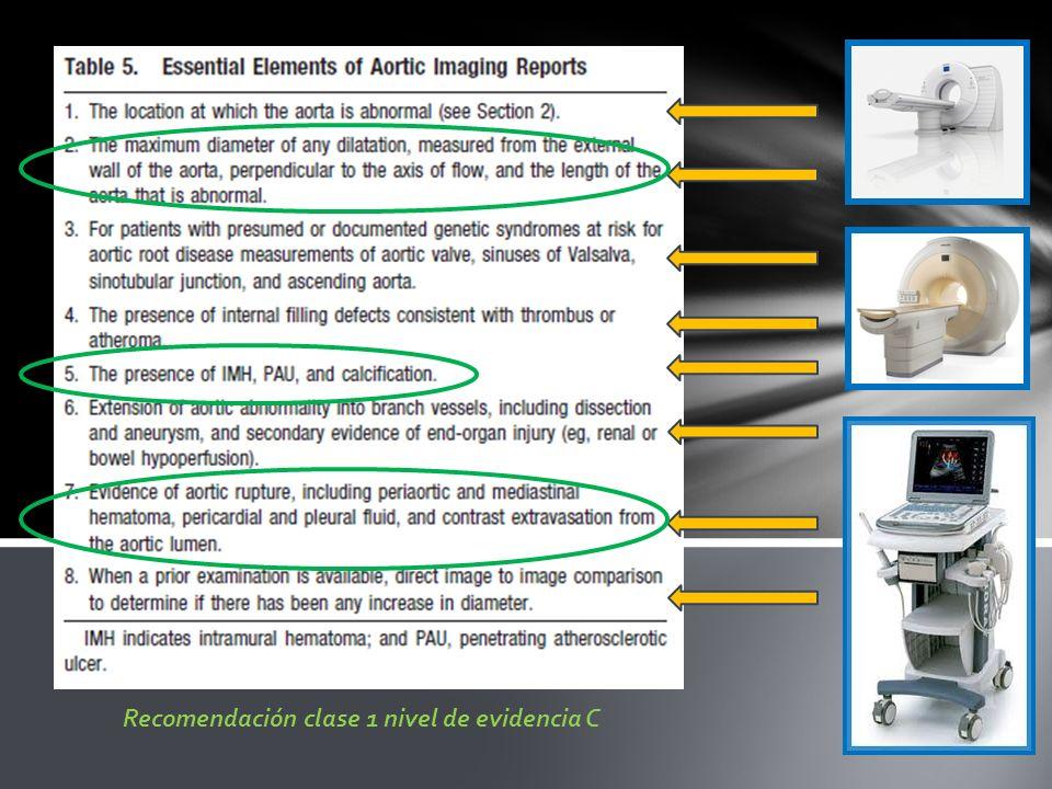 Enfermedades inflamatorias asociadas con patologías de aorta torácica. Resumen