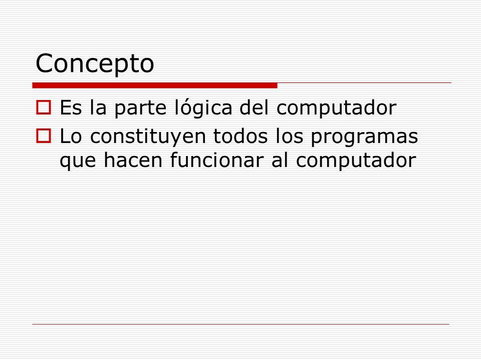 1.3 SOFTWARE Por: Juan Carlos Contreras Villegas