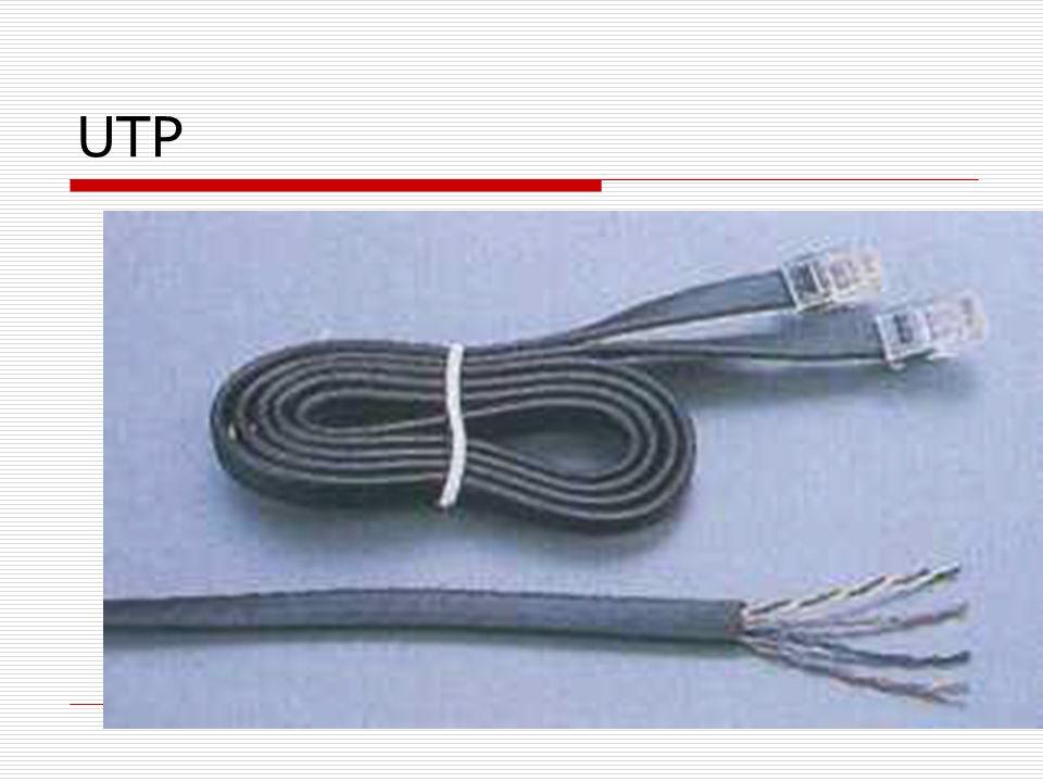 Par Trenzado Consta de 2 filamentos de cobre, cubiertos cada uno por plástico aislante y entrelazados el uno con el otro, existen dos tipos: el blinda