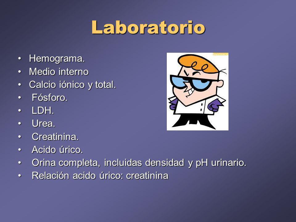 Laboratorio Hemograma.Hemograma.