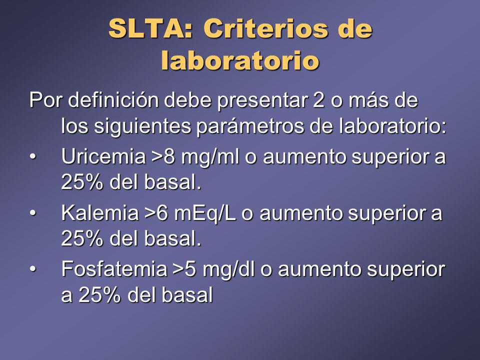Oligoanuria/Anuria Origen: Prerenal Renal Postrenal