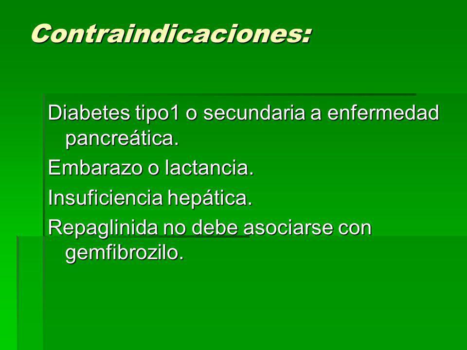 Uso y efectos adversos Pueden ser utilizadas en pacientes ancianos y con insuficiencia renal. Pueden ser utilizadas en pacientes ancianos y con insufi