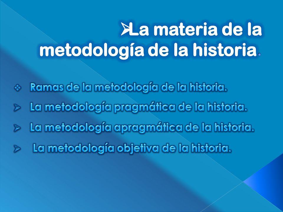 1) afirmación histórica.2) generalización histórica.