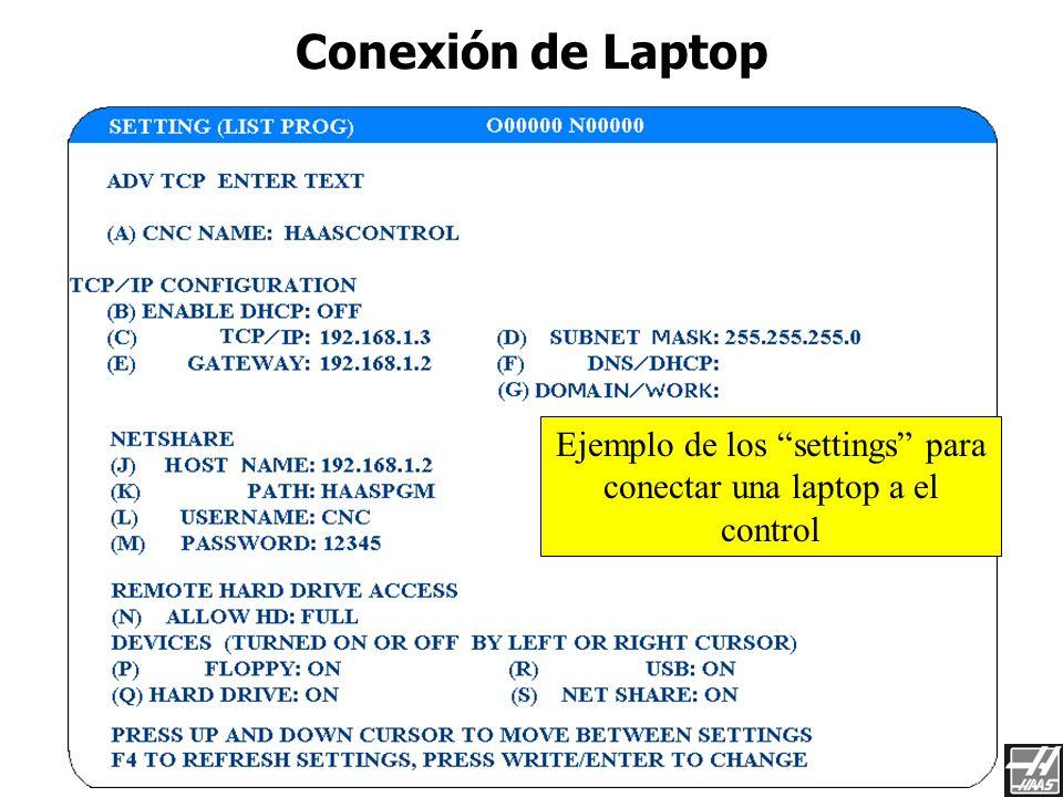 USERNAME (L/909) Establecido por el administrador de la red. Laptop- pon tu Login con la que entras a tu laptop. Establecido por el administrador de l