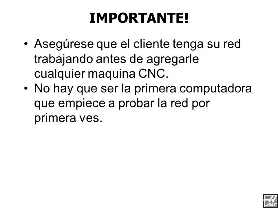 Comunicación PC-CNC CNC se comunica con la PC por medio de Netshare (mas difícil) PC se comunica con la CNC por medio de Windows Search (mas fácil) Fi