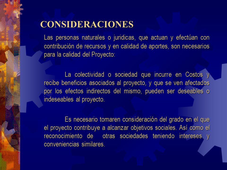 Y=Ingreso I=Inversión Cop=Costo de Operación VR=Valor Residual FsEsPs=Flujos Económicos del Proyecto.