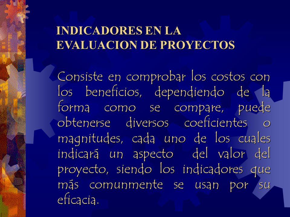 LOS COSTOS DE OPERACION: No incluyen las depresiones ni las amortizaciones, ni las cargas diferidas, por que co rresponden al uso de *** de ** cuyos costos ya están considerados como inversiones.