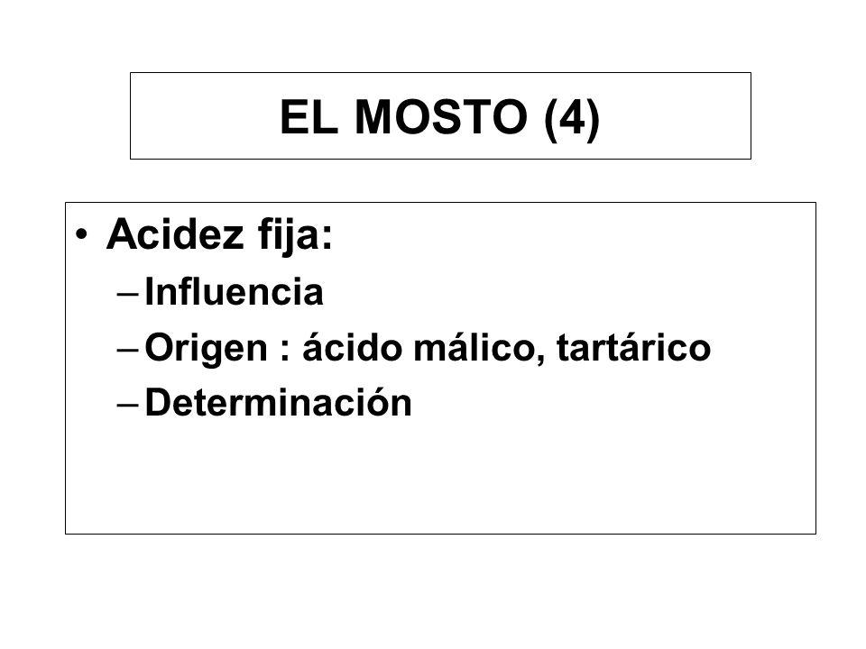 EL MOSTO (3) LA REGLA DE CALCULOS ENOLÓGICOS: –FÁCIL USO –RESULTADOS INMEDIATOS –SIN CÁLCULOS